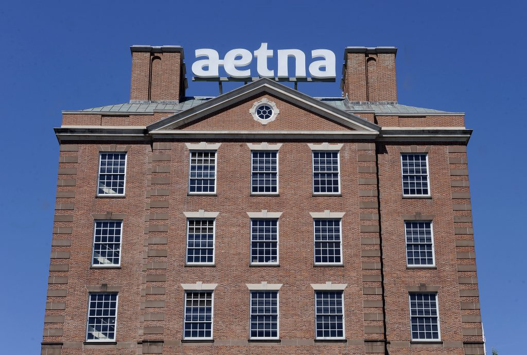 Aetna Hartford, CVS, Connecticut