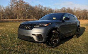 Range Rover, Velar