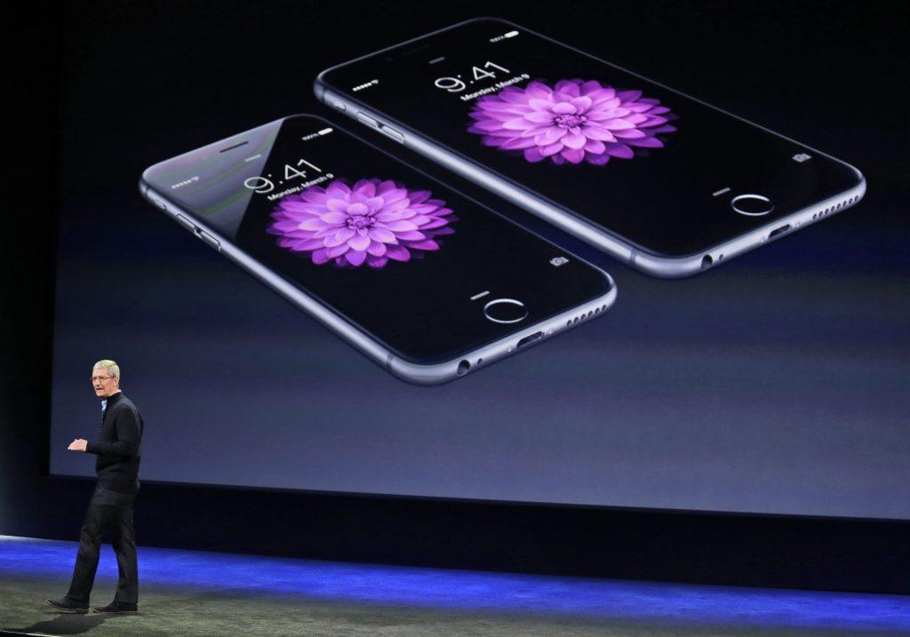 iPhone slowdown