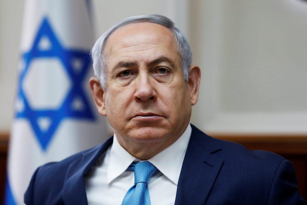 netanyahu, indictment