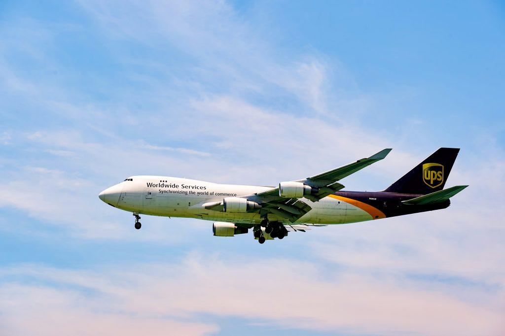 Boeing 747, UPS