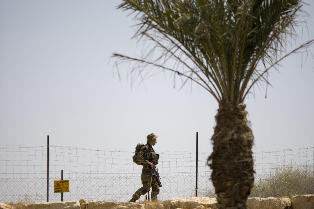 israeli landmine