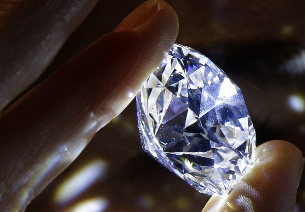white diamond, diamond, Sothebys