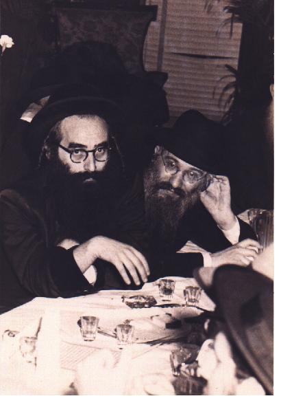Vizhnitzer Rebbe