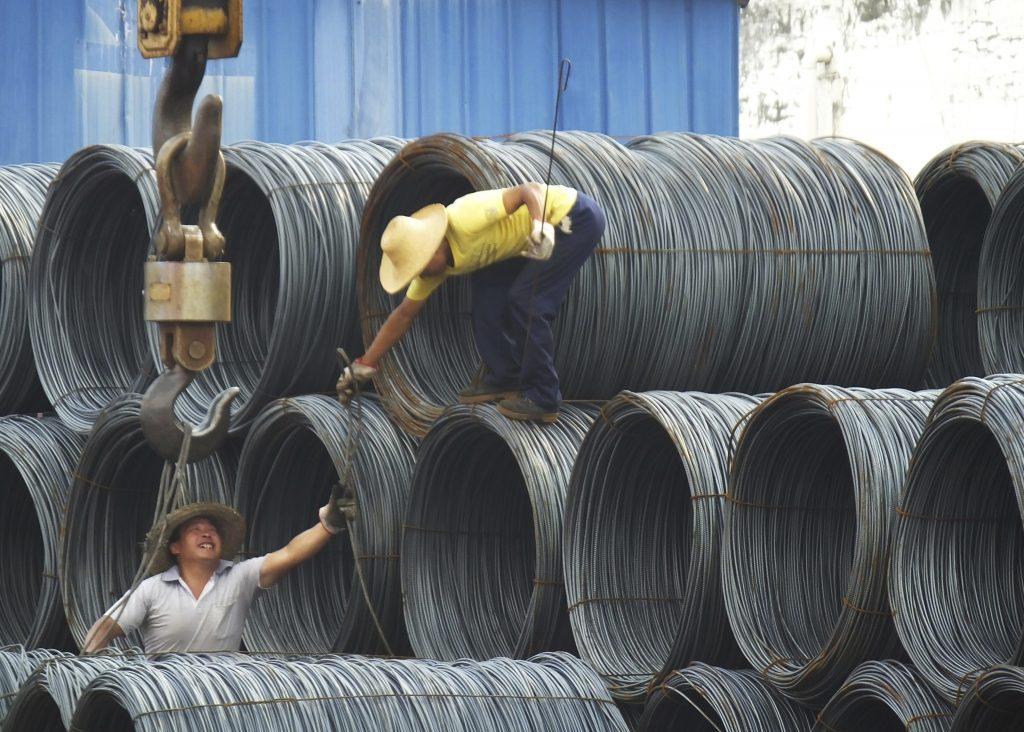 trade war, China, steel, aluminum, tariffs