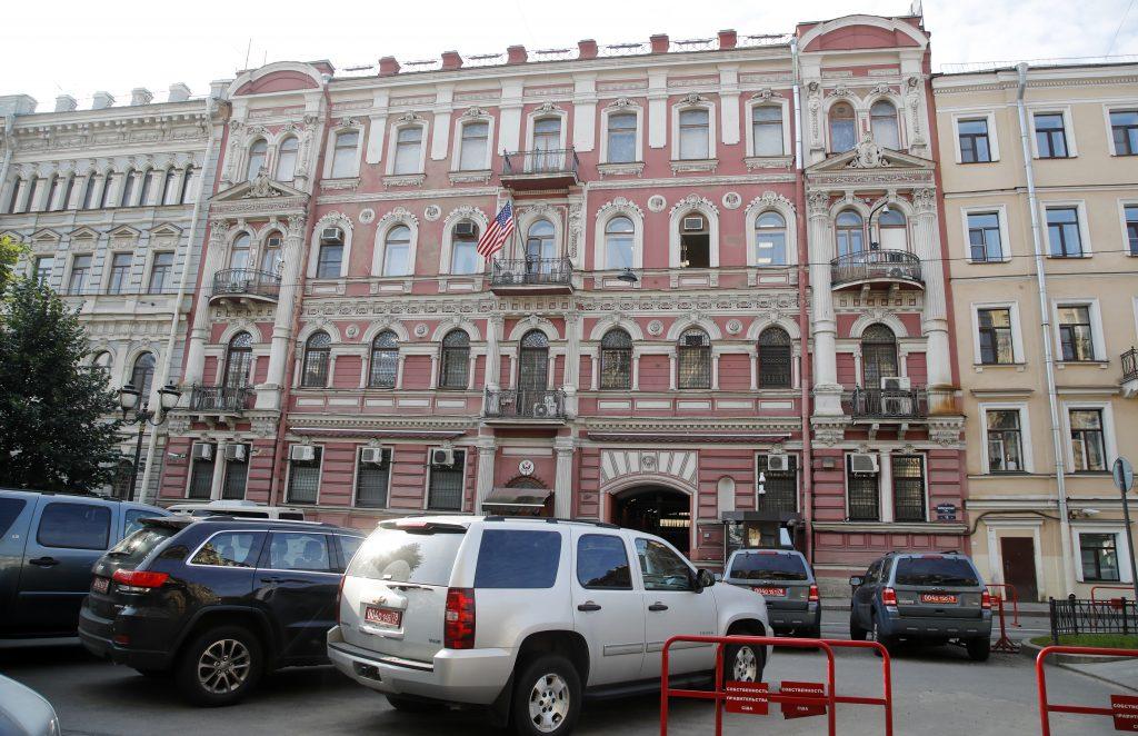 Russia diplomats