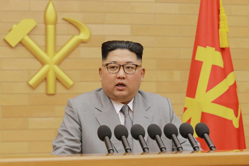 Kim Jong Un China