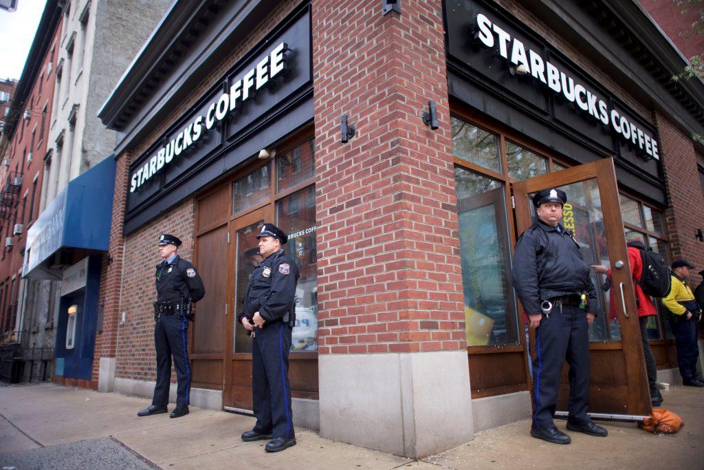Starbucks race