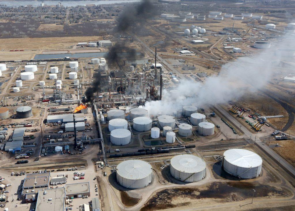 refinery Wisconsin