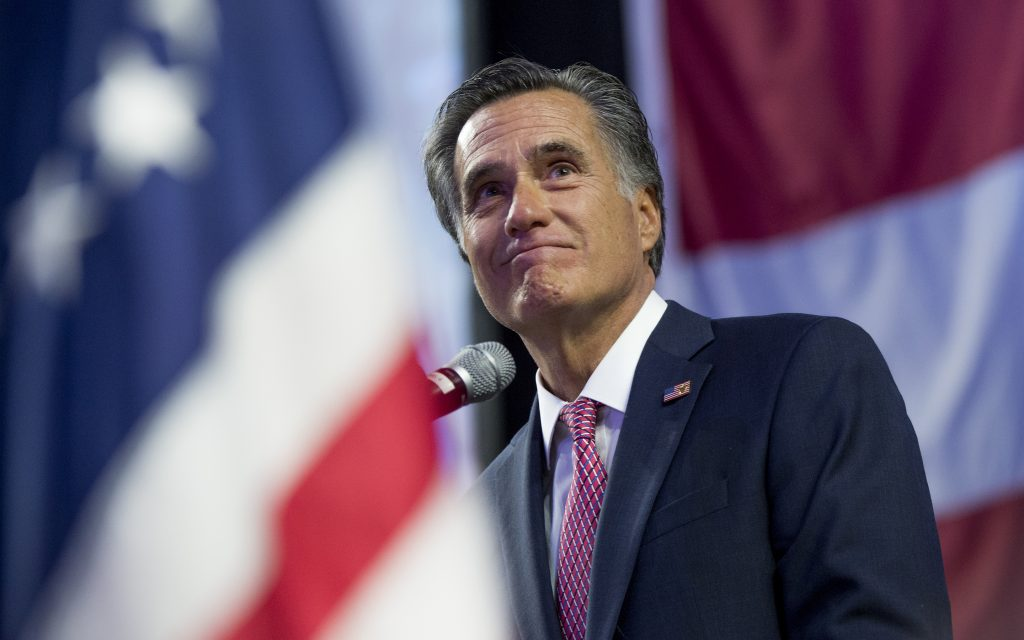 Romney Senate