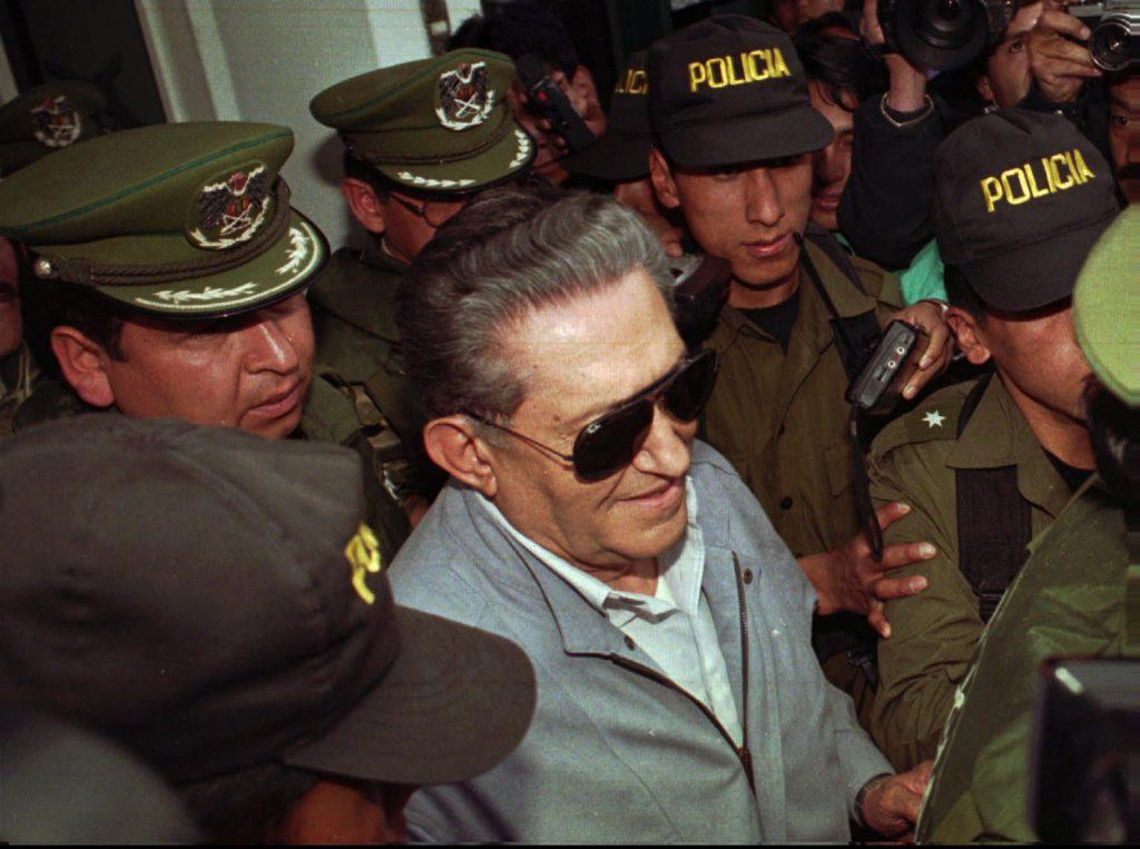 Luis Garcia Meza