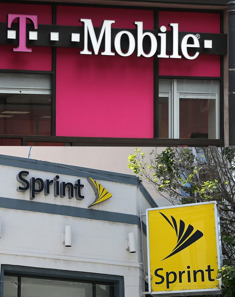 Sprint T-Mobile