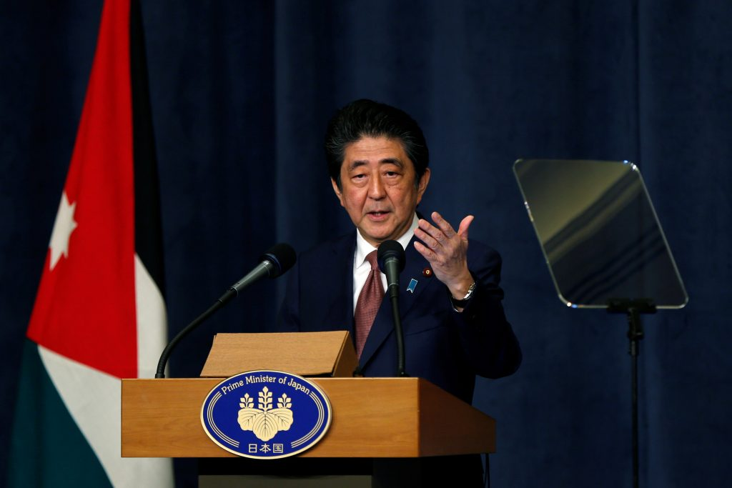 Abe constitution