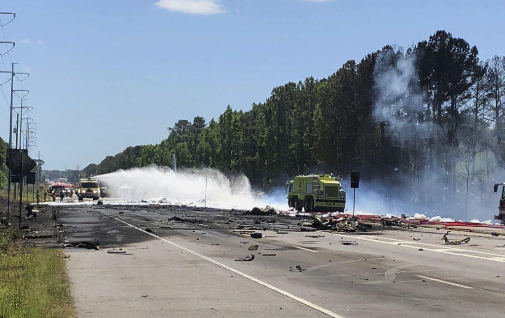 national guard crash, georgia