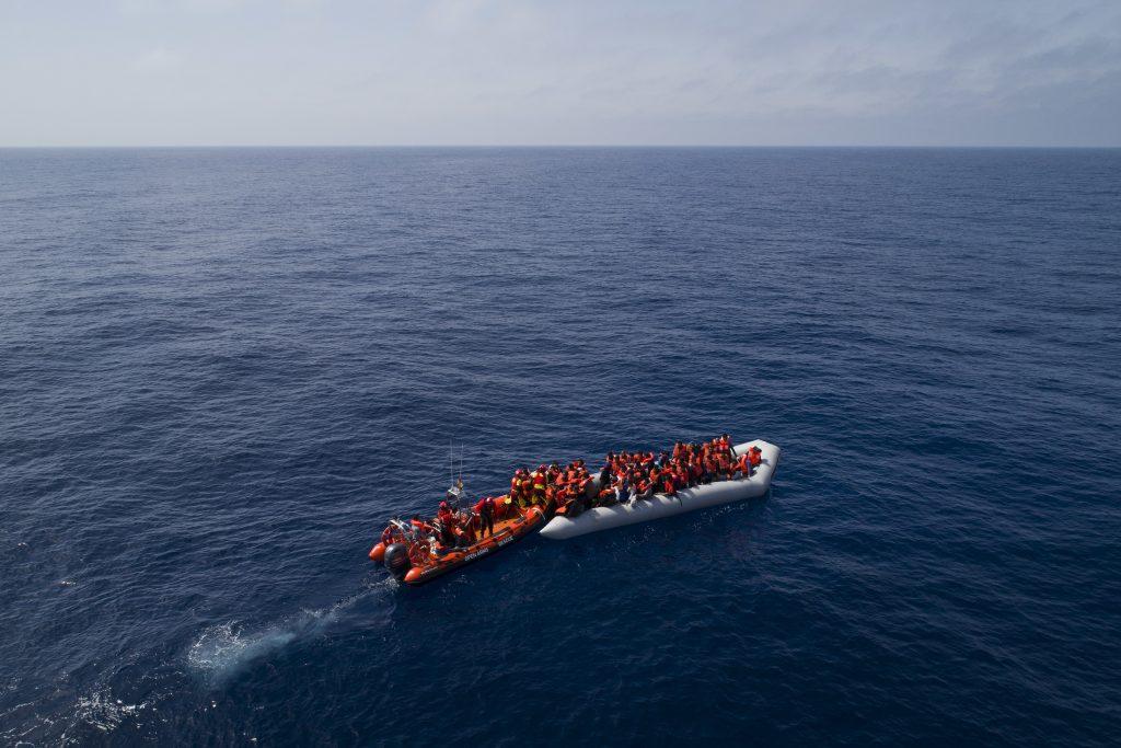 migrants Spain