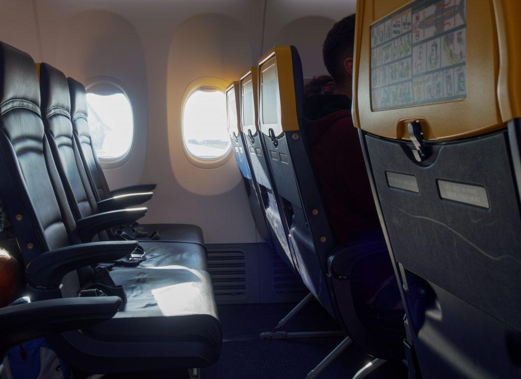 airplane legroom