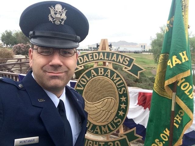 air force chaplain