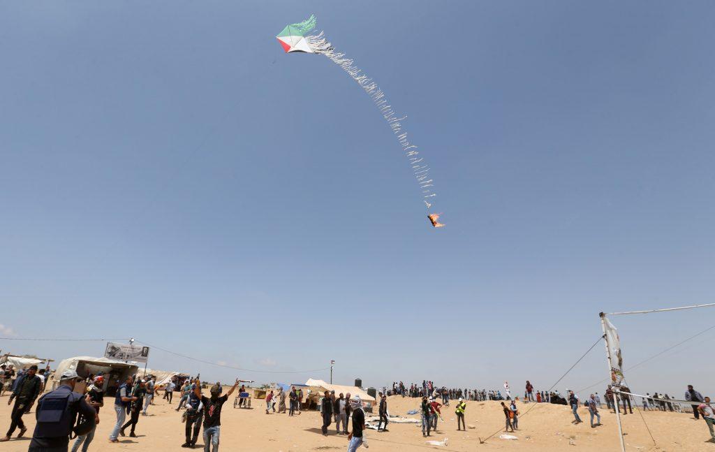 palestinian kite