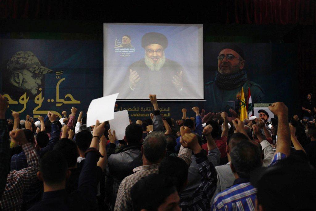 hezbollah sanctions