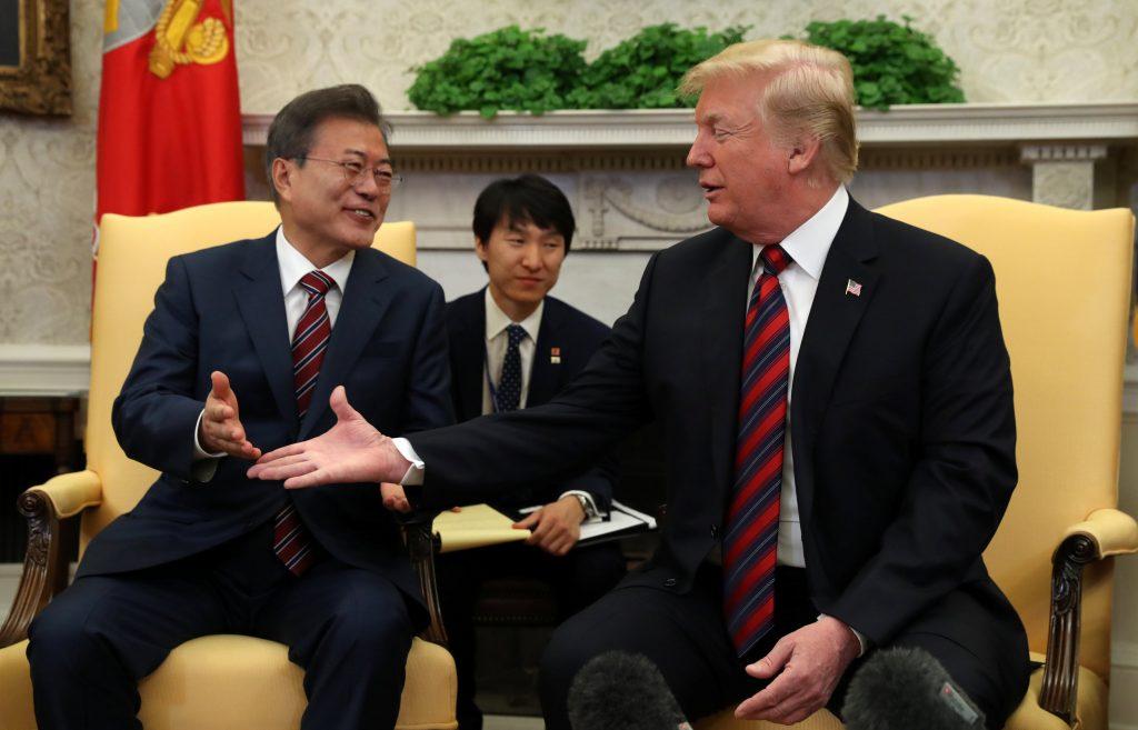 Trump Korea