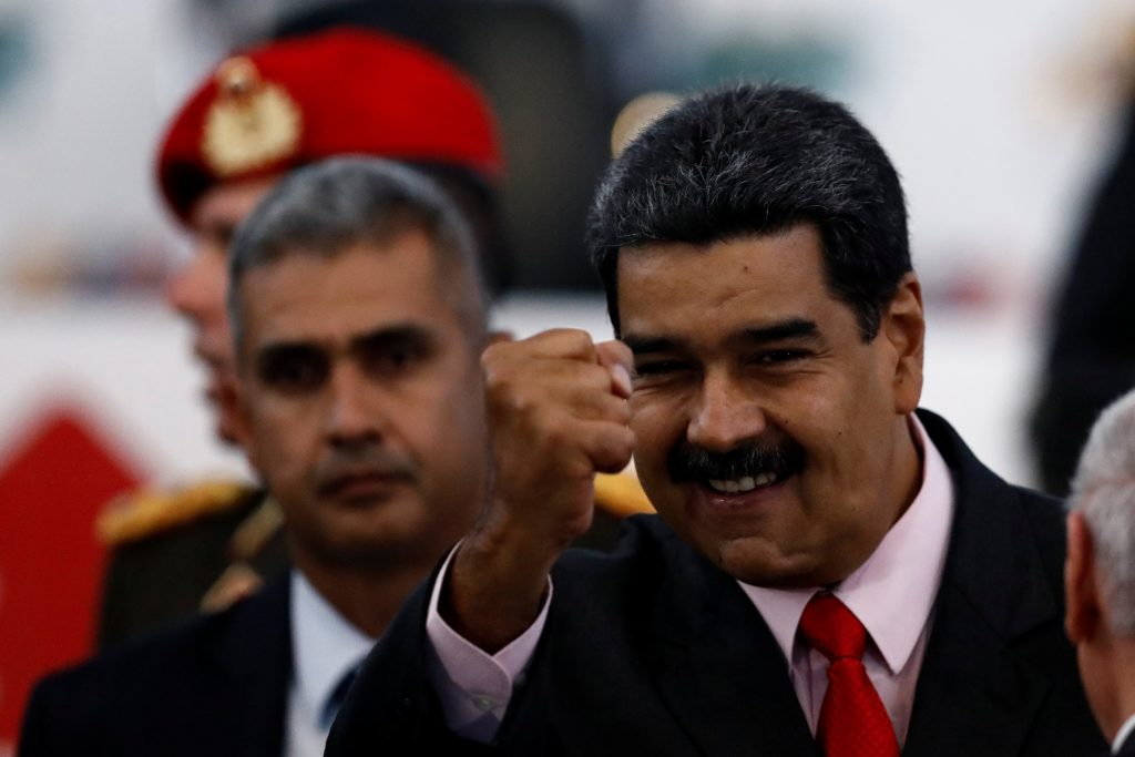 Maduro election