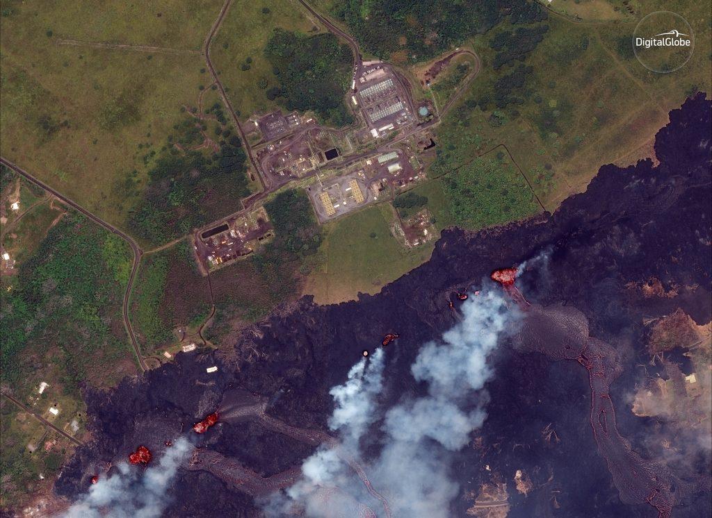 lava geothermal