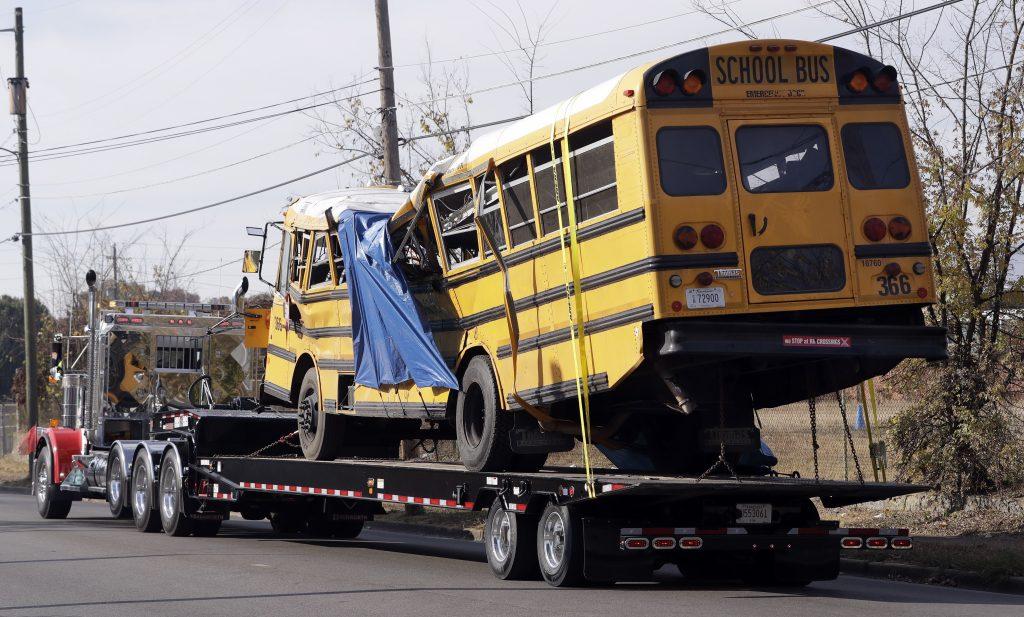 school bus seat belt