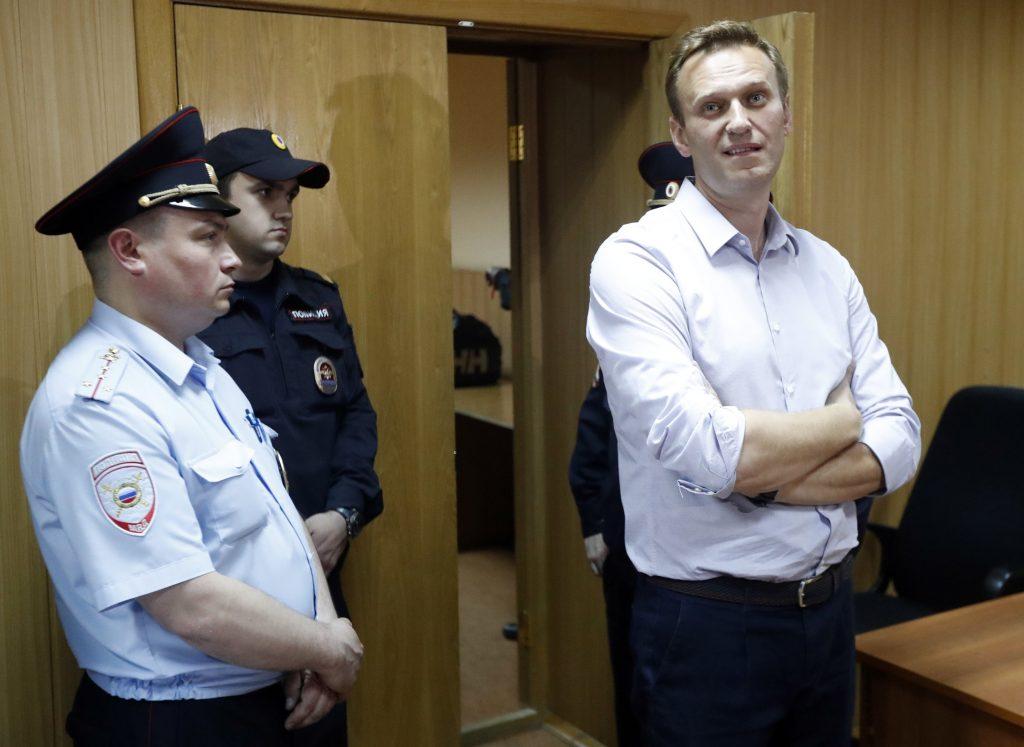 russia protest leader, Alexei Navalny, navalny