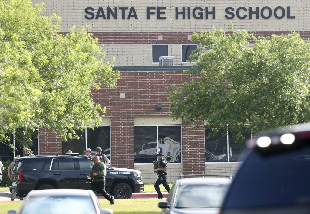 school shooting, santa fe, texas