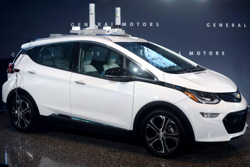 GM autonomous