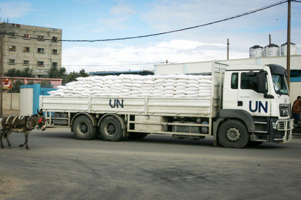 UN palestinians