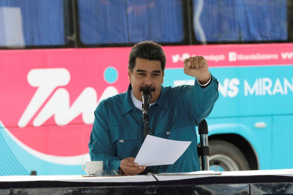 Maduro Pence