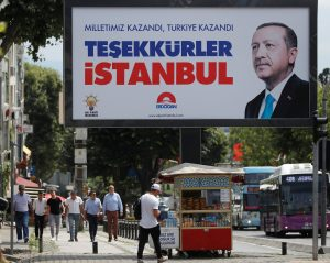 Erdogan election