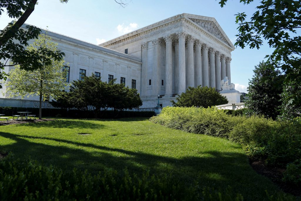 supreme court unions
