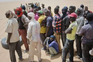 Algeria migrants