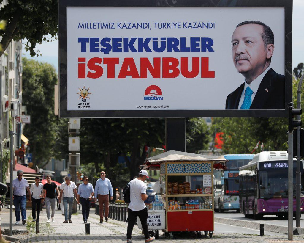 Erdogan election
