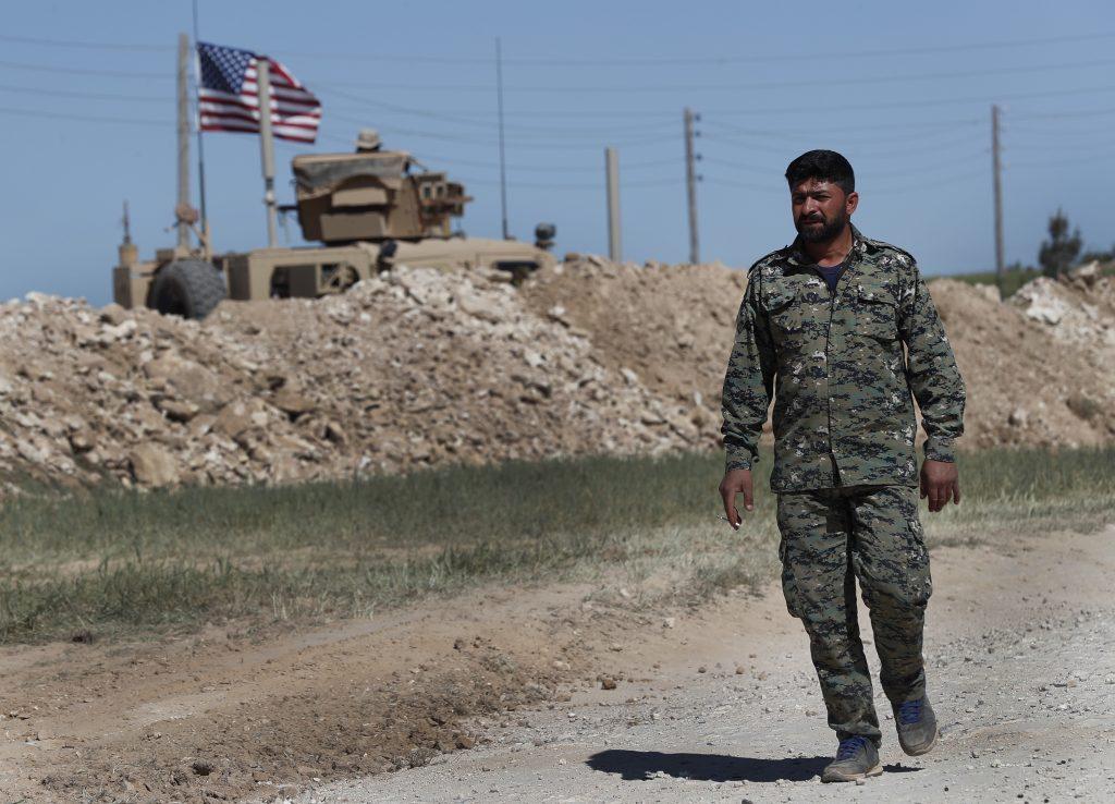 kurds syria