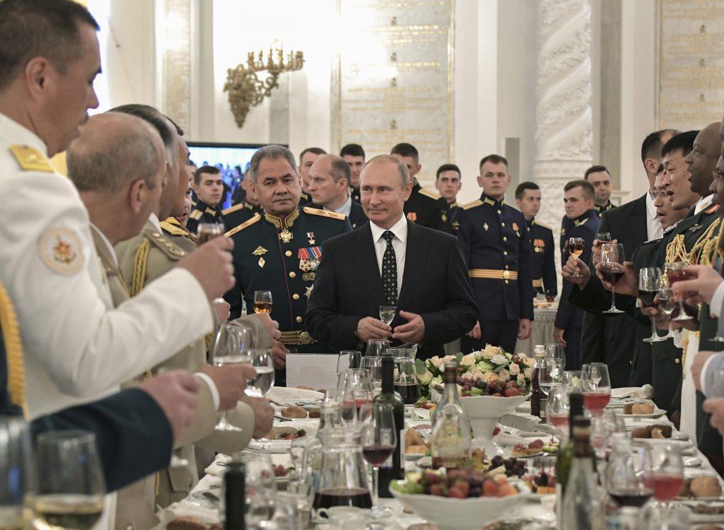 Putin weapons