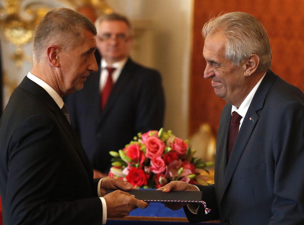 Czech prime minister