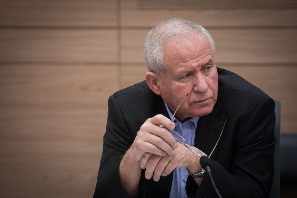 israel wiretapping
