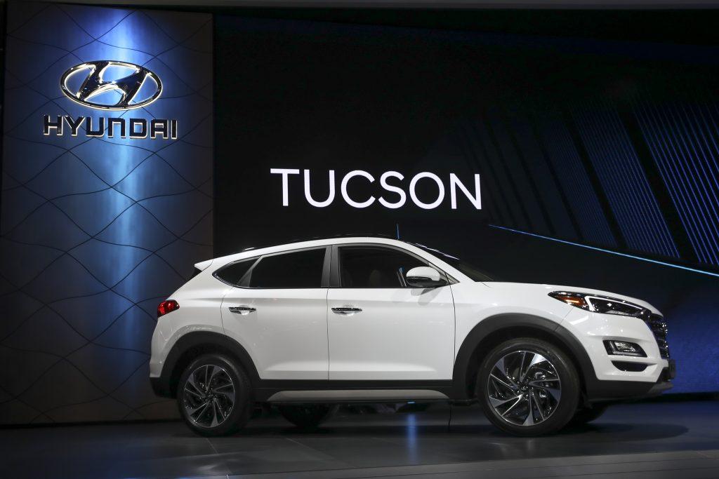 J.D. Power, Hyundai Tuscon