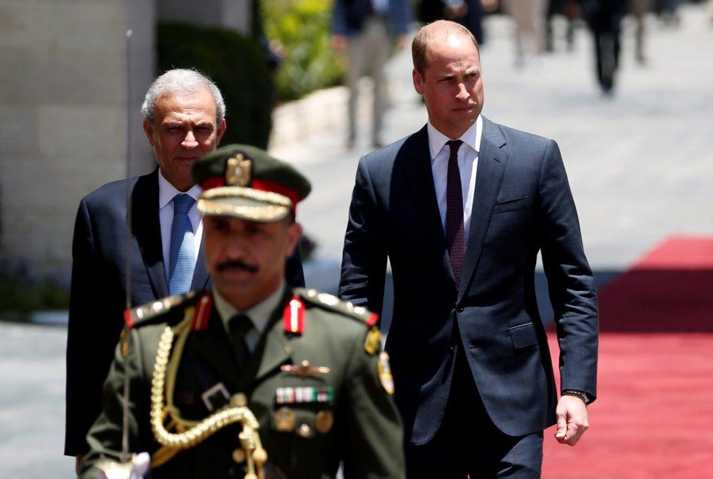 Prince William Palestinian