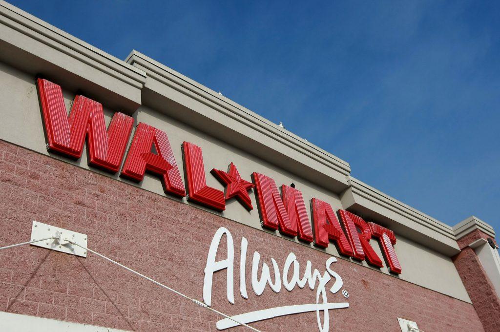 walmart shoplifters