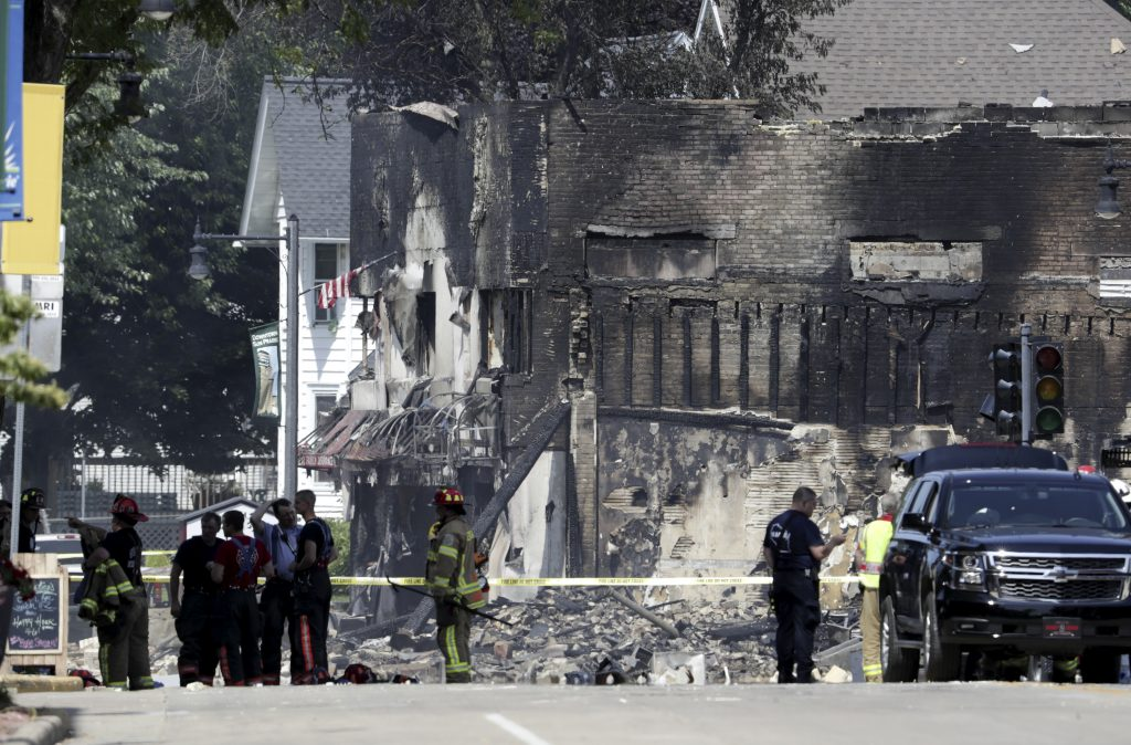 wisconsin gas explosion