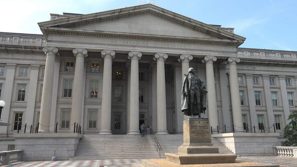 tax worship, treasury department, pass through tax