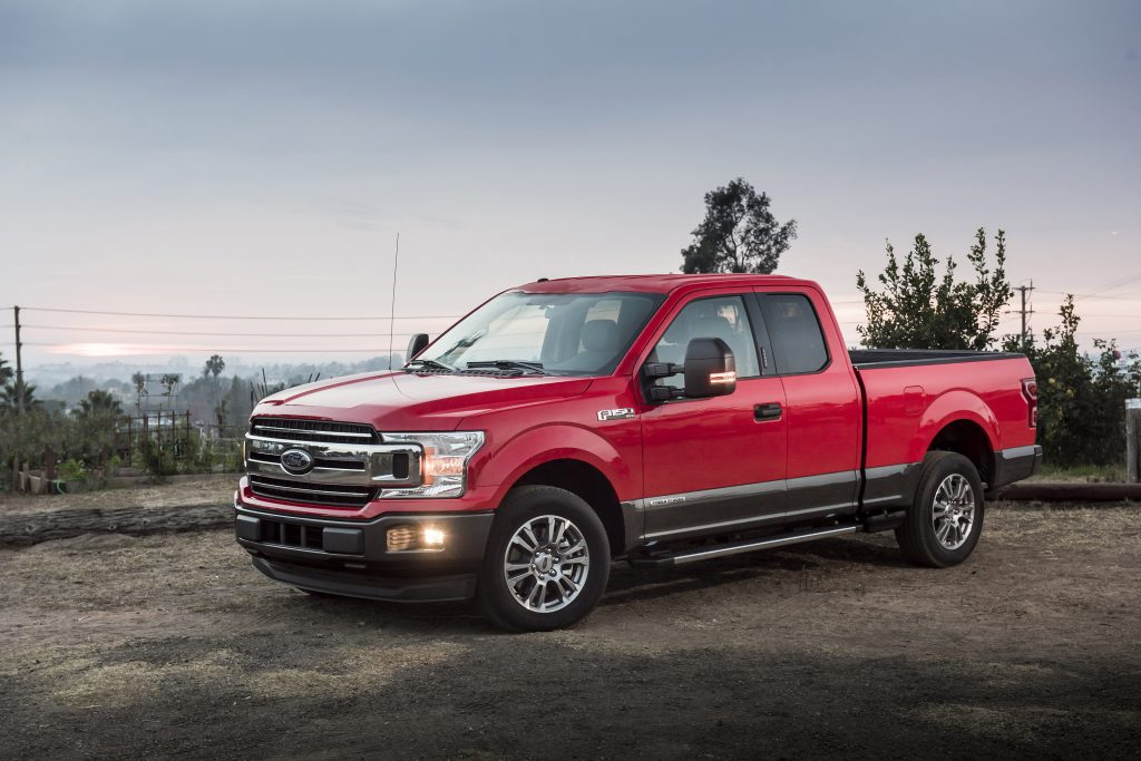 Best Diesel Engine Truck >> Auto Review Ford S 2019 F 150 King Ranch Is Best Diesel