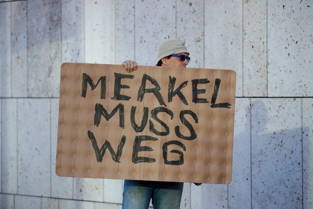 merkel government