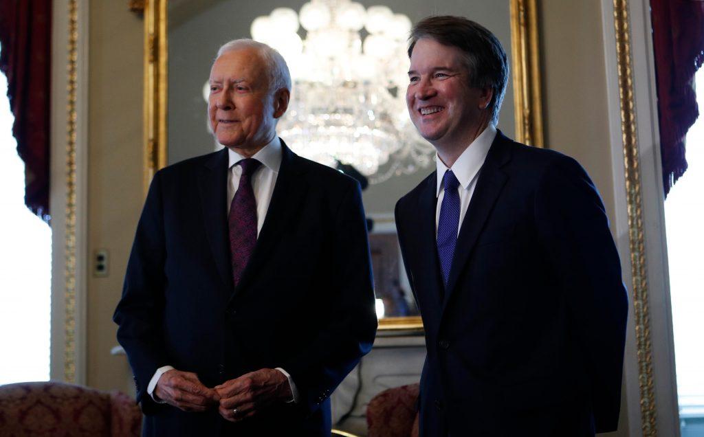 kavanaugh senate