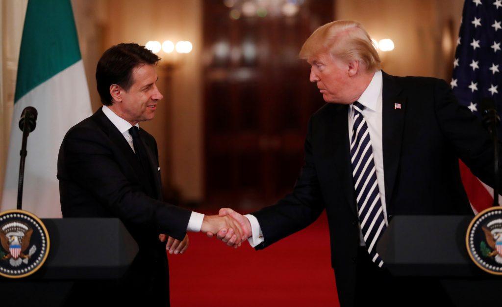 Trump immigration, Trump Conte
