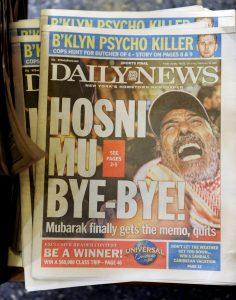 daily news layoffs